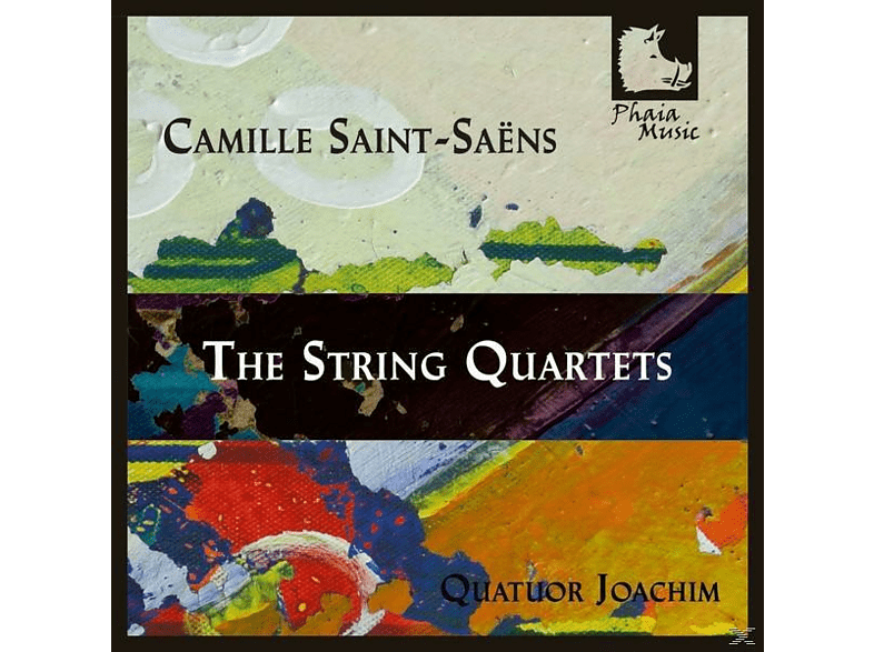 Quatuor Joachim - Die Streichquartette [CD]