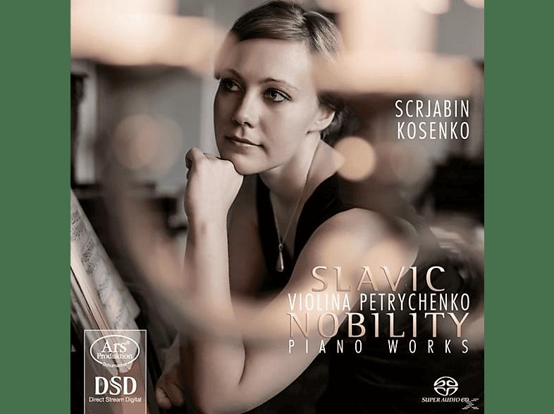 V. Petrychenko - Slavic Nobility-Werke für Klavier [SACD Hybrid]