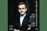 Domjanic/Klumpp/Württemberg.Philharmonie Reutl. - Klavierkonzerte [SACD Hybrid]