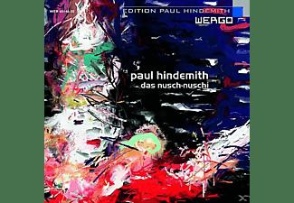 Gerd Albrecht - Nusch-Nuschi  - (CD)