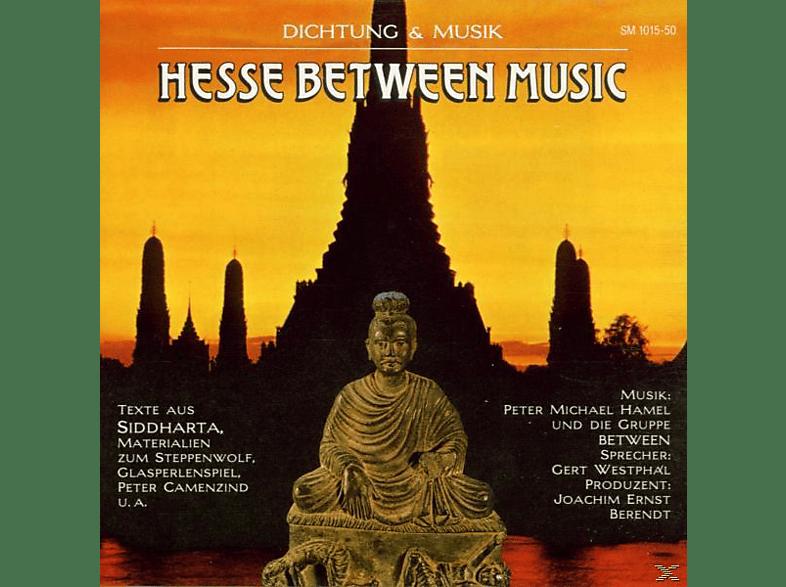 Between - HESSE BETWEEN MUSIC [CD]