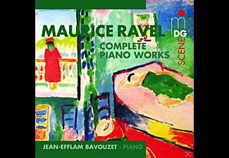 Jean Bavouzet - Klavierwerke Cd 1  - (CD)