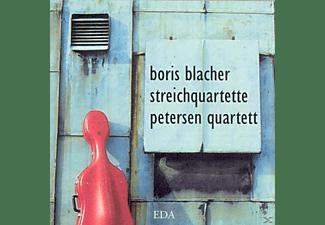 Petersen Quartett - Streichquartette 1-5  - (CD)