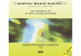 VARIOUS - Computermusic Currents 13/Historical CD  - (CD)