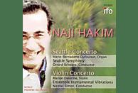 Marie Bernadette Dufourcet, VARIOUS - Seattle Concerto/+Violinkonzert [CD]