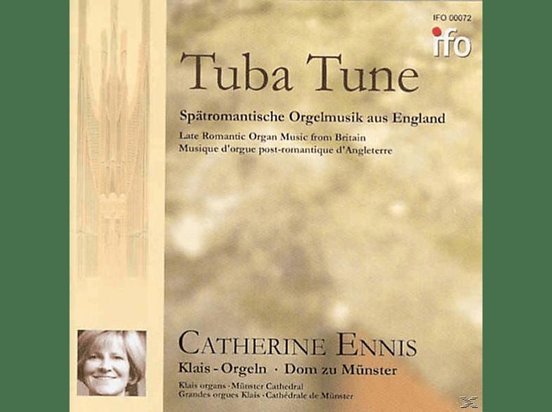 Catherine Ennis - Tuba Tune [CD]