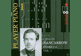 Bosendorfer Grand Piano, Bösendorfer-ampico-selbstspielflügel - Player Piano Vol.1/Conlon Nancarrow Vol.1  - (CD)