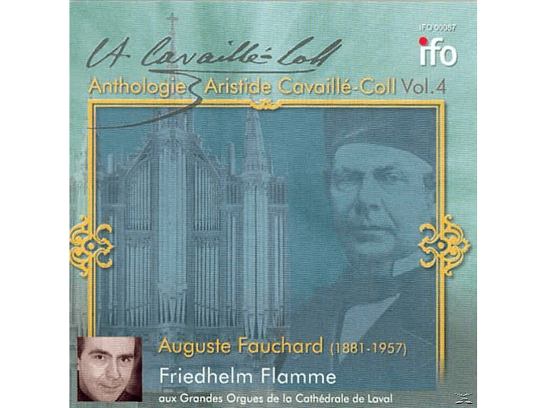 Friedhelm Flamme - Orgelwerke [CD]