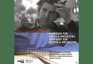 Mikis Theodorakis - Rhapsodien F.Cello & Gitarre  - (CD)
