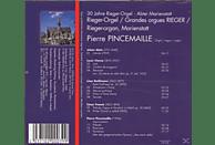Pincemaille Pierre - Pincemaille in Marienstatt-30 Jahre Rieger-Orgel [CD]