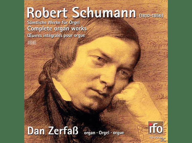 Dan Zerfaß - Sämtliche Orgelwerke (GA) [CD]