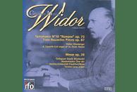 Ellenberger Volker - Sinfonie 10 op.73/+Trois Nouvelles Pieces [CD]