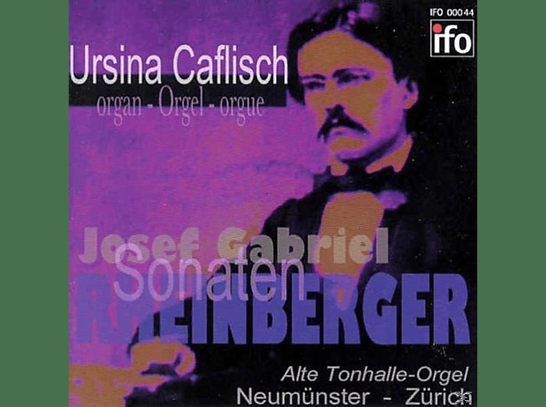 Ursina Caflisch - Sonaten Für Orgel [CD]