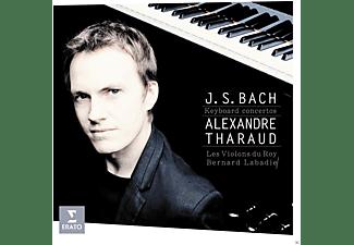 Alexandre Tharaud, Les Violons Du Roy - Keyboard Concertos  - (CD)