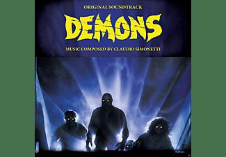 OST/VARIOUS, Simonetti Claudio - Demons Original Soundtrack  - (CD)