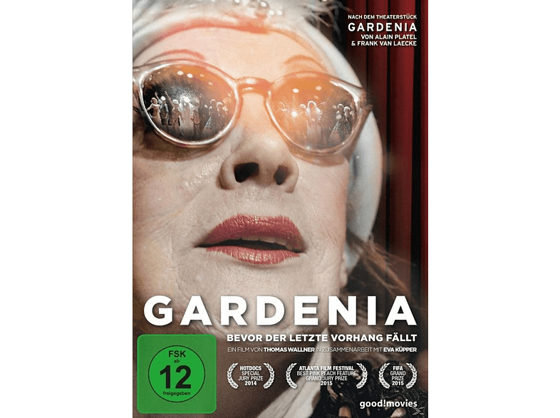 Gardenia - Bevor der letzte Vorhang fällt [DVD]