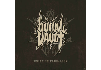Burial Vault - Unity In Pluralism - (CD)