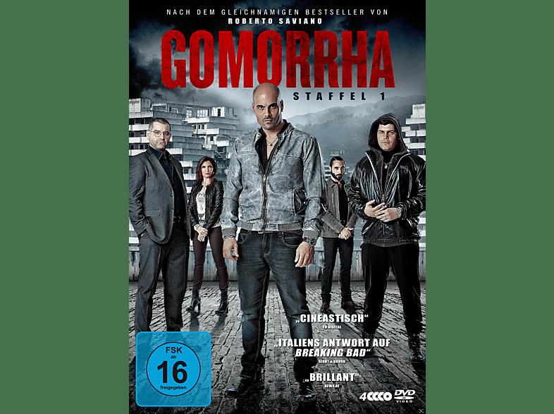 Gomorrha - Staffel 1 [DVD]