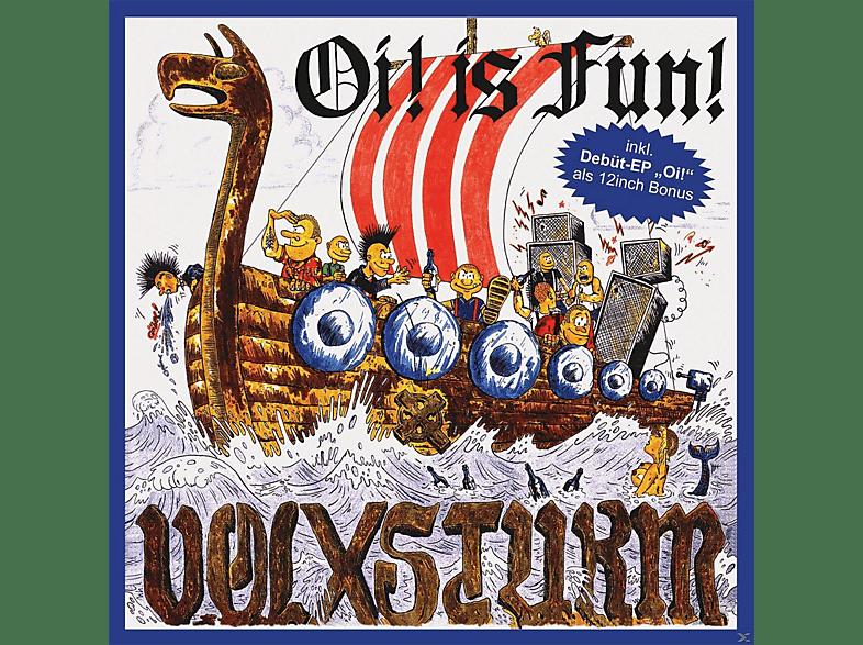 Volxsturm - Oi Is Fun [CD]