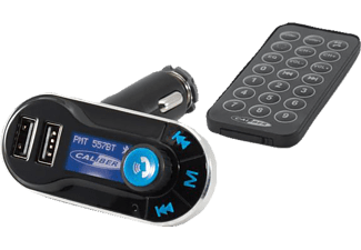 CALIBER PMT557BT FM Transmitter mit Bluetooth® wireless technology