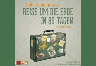 - Reise um die Erde in 80 Tagen (Neuausgabe)  - (CD)