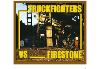 Truckfighters, Firestone - Fuzzsplit Of The Century  - (Vinyl)