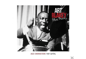 Art Blakey - Jazz Characters: Blues March  - (CD)