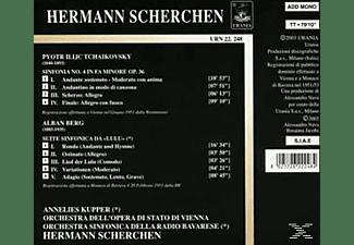 Bava - Hermann Scherchen dirigiert  - (CD)