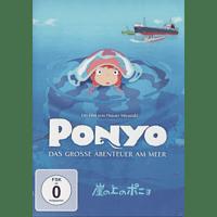 Ponyo- Das große Abenteuer am Meer [DVD]
