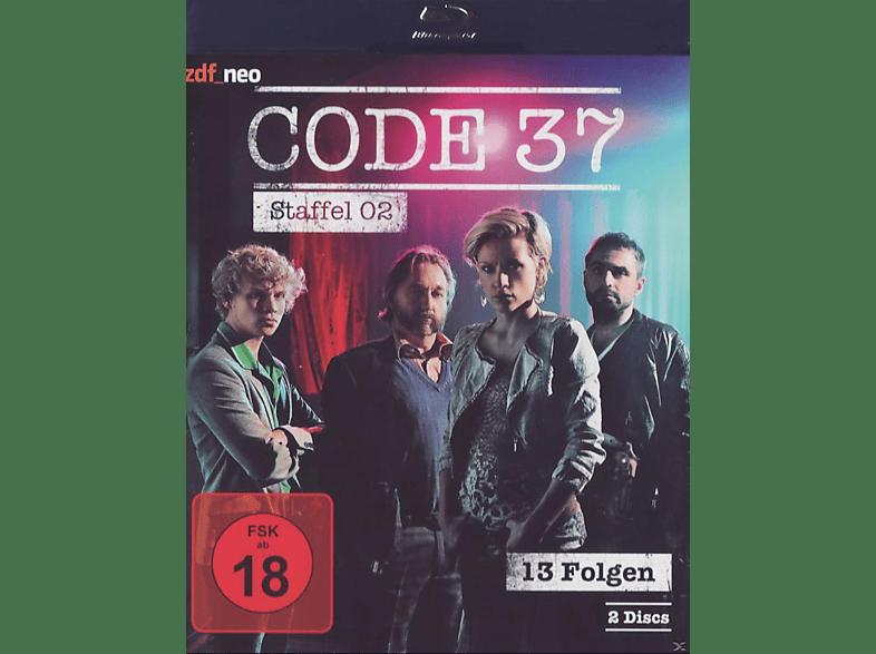Code 37 - Staffel 2 [Blu-ray]