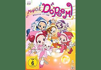 Magical Doremi: Staffel 2.2 (Ep 77-100) DVD