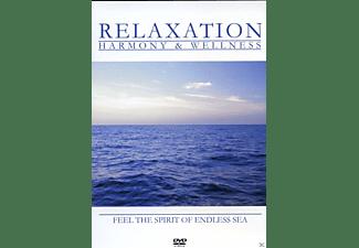 - Relaxation - Harmony & Wellness - Feel the Spirit of Endless Sea  - (DVD)