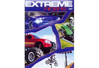 Extreme Riders DVD