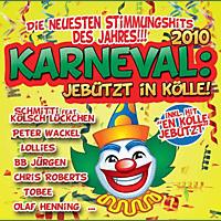 VARIOUS - Karneval-Jebützt In Kölle - [CD]