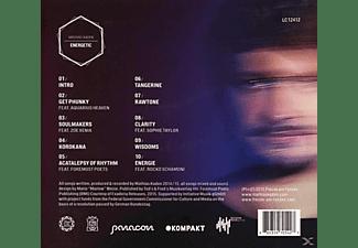 Mathias Kaden - Energetic  - (CD)