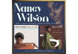 Nancy Wilson - Today My Way/Nancy Naturally  - (CD)
