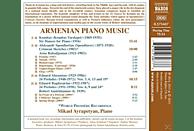 Mikael Ayrapetyan - Armenische Klaviermusik [CD]