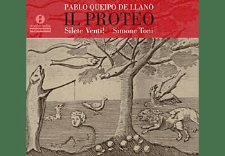 Silete Venti! - Simone Toni - Il Proteo  - (CD)