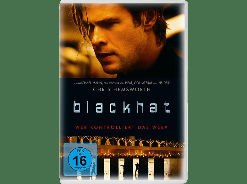 Blackhat [DVD]