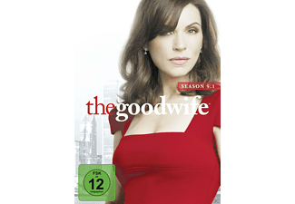 The Good Wife - Season 5.1 DVD