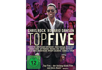 Top Five - (DVD)