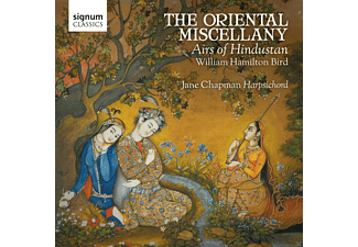 Jane Chapman, VARIOUS - The Oriental Miscellany-Airs Of Hindustan - (CD)