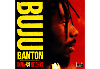 Buju Banton - Inna Heights - (Vinyl)