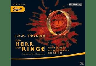 - Der Herr der Ringe - Die Wiederkehr des Königs  - (MP3-CD)