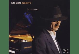 Paul Millns - Undercover  - (CD)