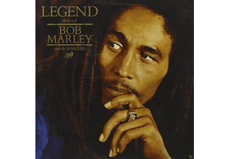Bob Marley and The Wailers - Legend CD