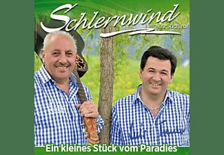 Schlernwind - Ein Kleines Stück Vom Paradies  - (CD)