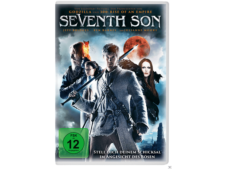 Seventh Son [DVD]
