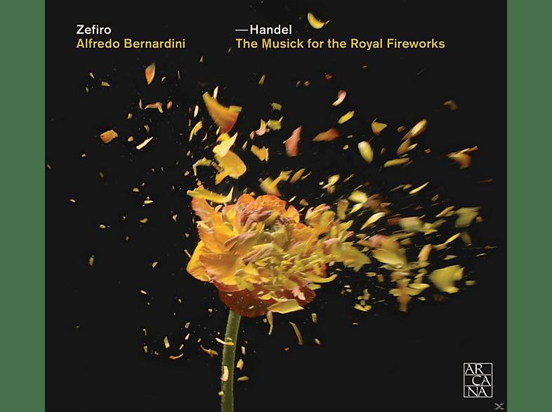 Zefiro - Feuerwerksmusik [CD]