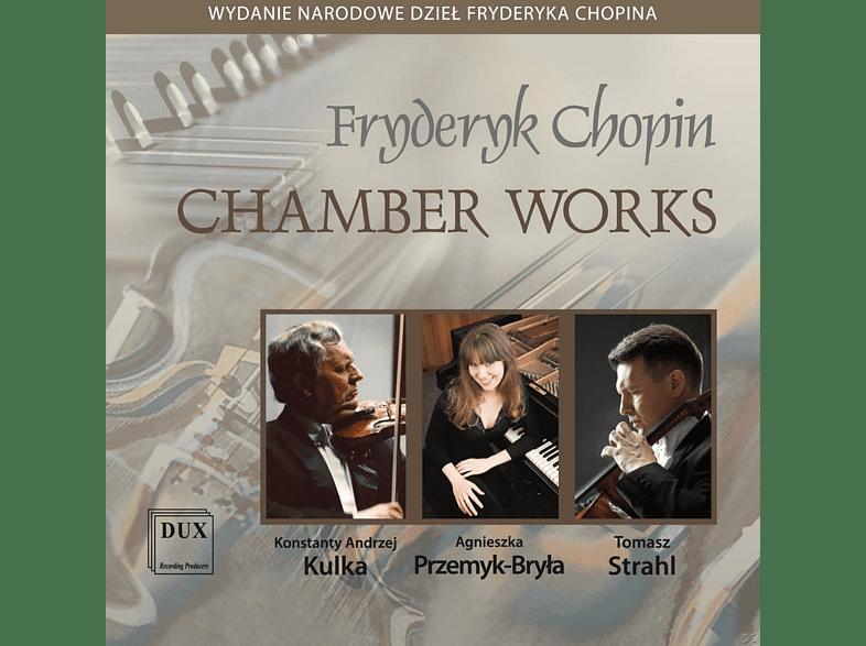 Agnieszka Przemyk-Bryla, Tomasz Strahl, Konstanty Andrzej Kulka - Kammermusik [CD]